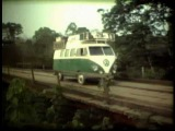 VW-T1-Bulli unterwegs in Westafrika 1982/83