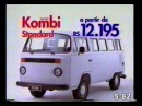 PROPAGANDA COMERCIAL VOLKSWAGEN VW GOL 1000 PARATI SAVEIRO KOMBI 1995 BRASIL BRAZIL