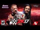 Реслинг в прямом эфире WWE 2K17