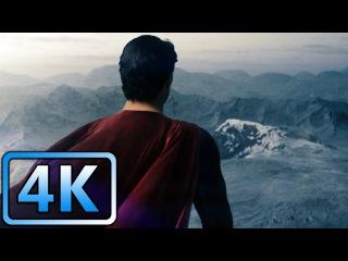 Superman's First Flight   Man of Steel (2013)   4K ULTRA HD