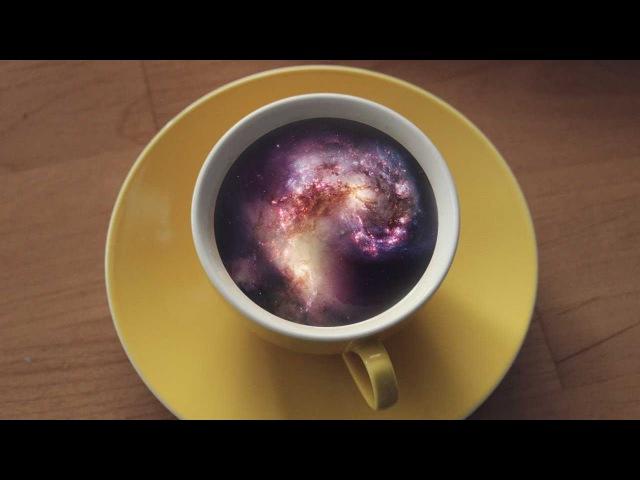 Вселенная в чашке кофе | Озвучка DeeAFilm