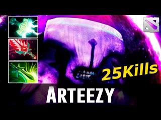 Arteezy Faceless Void Highlights Dota 2