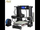 Распаковка 2-го принтера Anet A6  (Unboxing 3D FDM printer Anet A6)