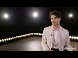 Darren Criss Interview Hedwig, Life After Glee  New Music - Billboard Videos - The Scene