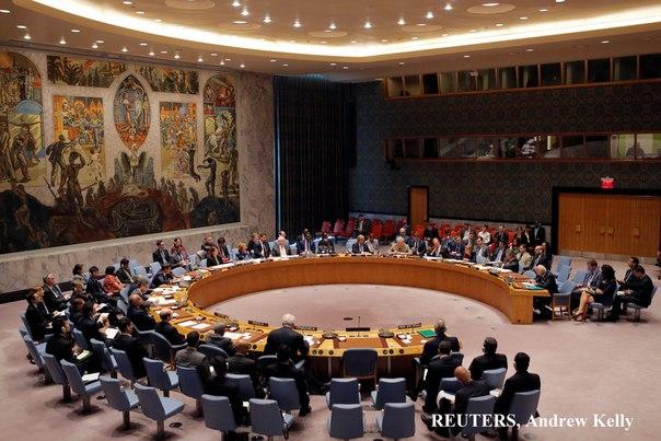 Совбез ООН отказался от проекта резолюции Новой Зеландии по Сирии: https://ria.ru/syria/20161027/1480086498.html