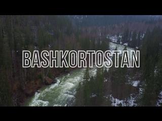 Видеозарисовка сплава по рекам Башкирии в 2017 году