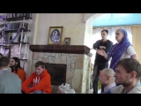 м.Шьямарани рассказывает о экадаши 24.12.16. у Гаурачандры в гостях