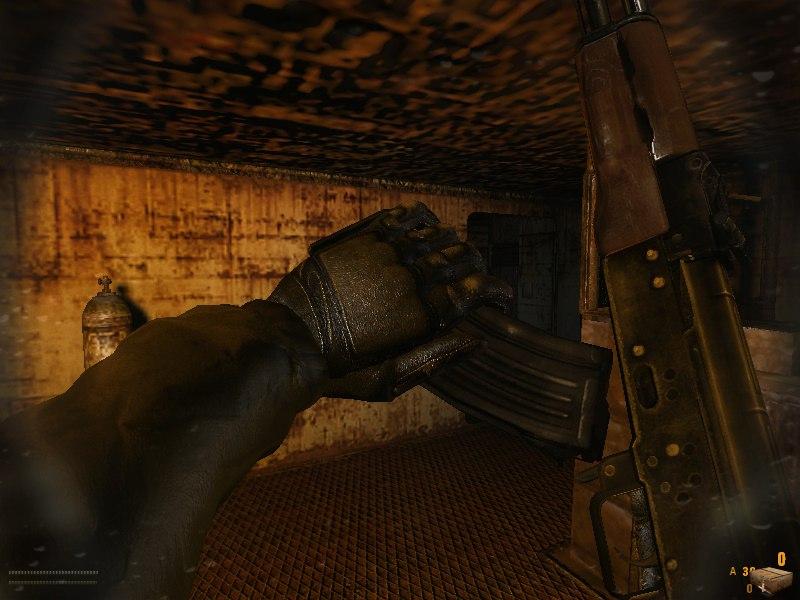 скриншоты оружия