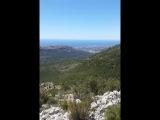 1400 метров над уровнем моря!испания