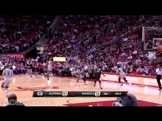 James Harden Triple-Double 2016.12.30 vs Clippers - 30 Pts, 13 Rebs, 10 Assists!