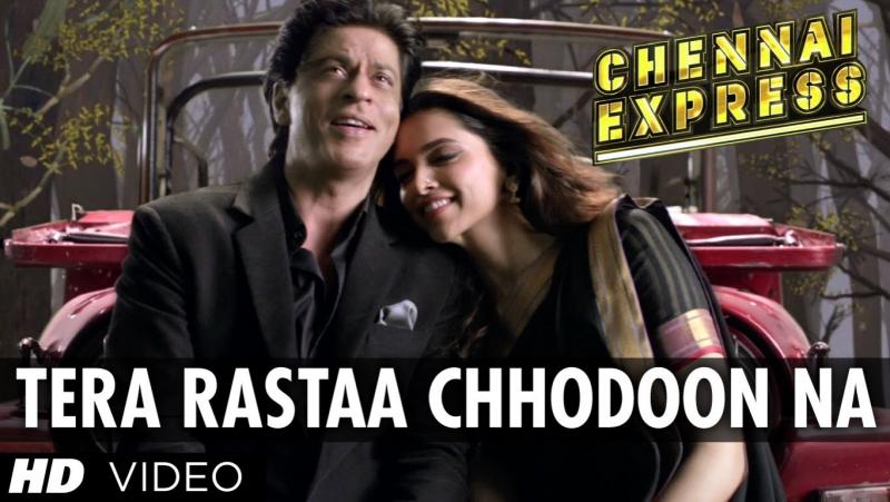 Chennai Express - Tera Rastaa