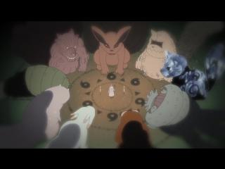 Naruto Shippuuden TV-2 / Наруто: Ураганные хроники ТВ-2 - 464 серия [Озвучка: Lupin & Silv (AniLibria)]