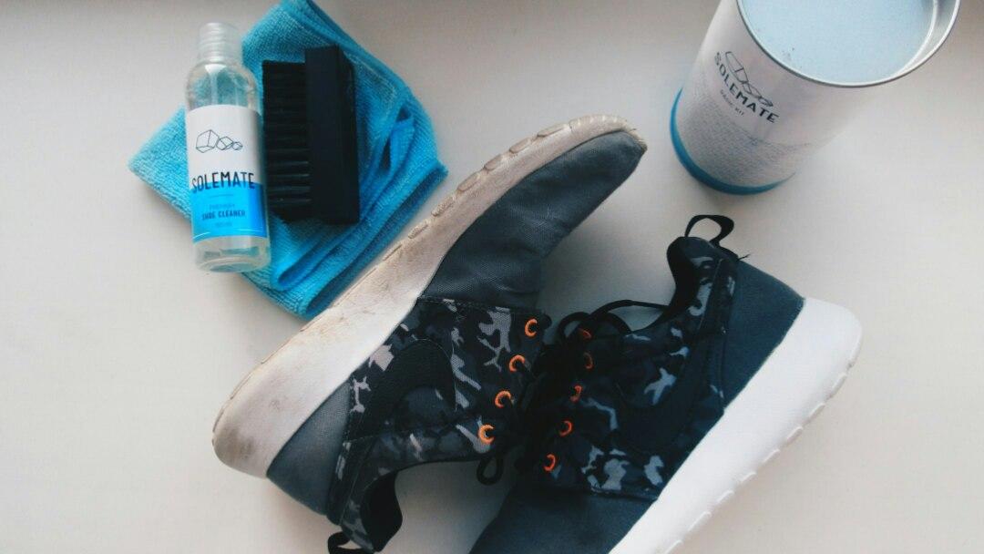 Чистые Nike Roshe благодаря Solemate