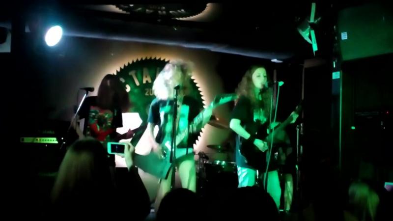 Psychohead - Stand Up N.Y. (Stanok live 2016)