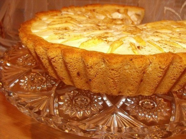 Пирог «Нежная мелодия» Ингредиенты: - Мука пшеничная — 2