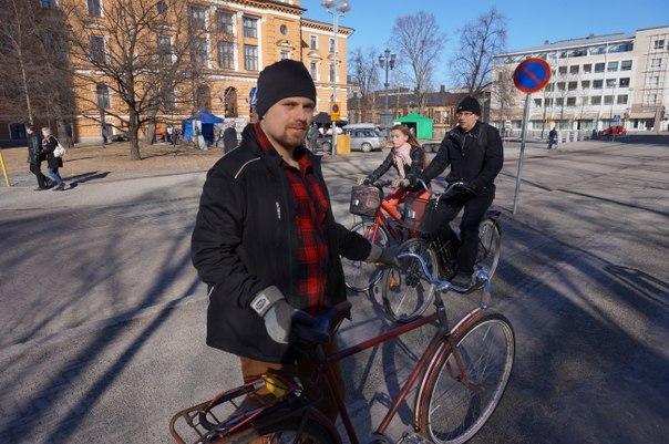 В Альметьевске эксперт из Финляндии проведет семинар о развитии велосипедной инфраструктуры