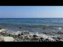Дикий пляж на Мысхако в Новороссийске.