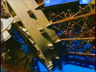 Staroetv.su / Рекламные заставки (Первый канал, 19.04.2004-24.10.2004) Спутники