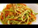 Салат из кабачков по корейски