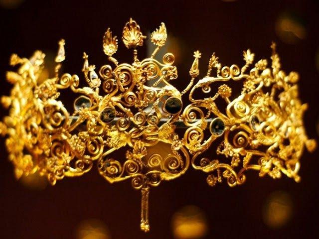 Запретный плод: История роскоши. Роскошь в Древней Греции \ BBC HD