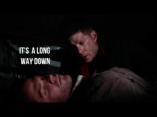 Supernatural S11 | It's a long way down