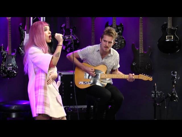 Melanie Martinez - Soap (live on Hot 101.5) 2016