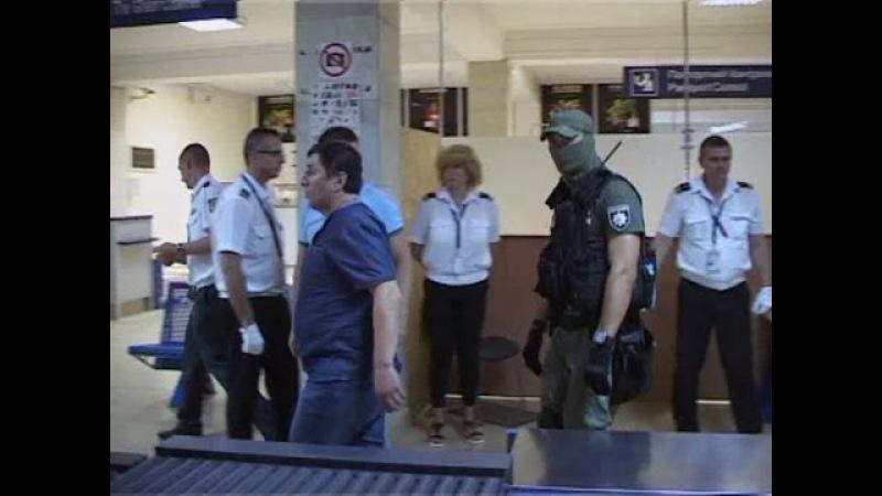 Задержанного грузинского вора в законе отправили на родину