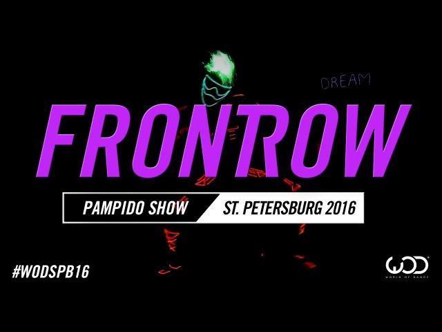 PAMPIDO SHOW   FrontRow   WOD St. Petersburg Qualifier 2016   WODSPB16