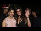 Hot Sushmita Sen At Priyanka Chopra's Grand Party | Viralbollywood