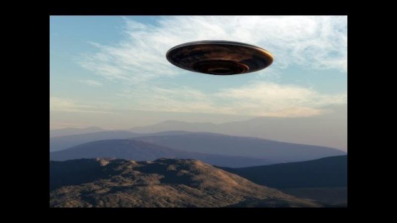 Факт! Крушение НЛО в России и как пришельцы не скрываясь, спасали своих после ава...