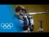What is 50m Rifle 3 Position Shooting with Matthew Emmons USA