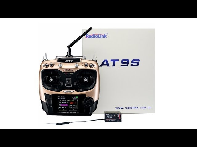 Обзор радиоаппаратуры Radiolink AT9S