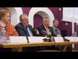 А.Е. Карпов: «Нарушены права Музея Рериха» (Пресс-конференция в Музее Рериха, 9.03.2017)