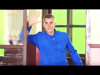 Justin Bieber Pikotaro Behind the scenes Softbank Commercial Japan