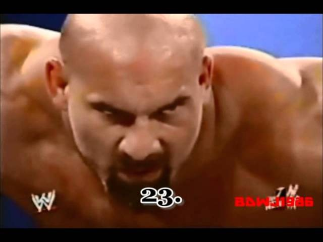 My Top 35 Favorite Spears (Goldberg)