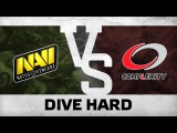 WATCH FIRST: Dive hard! by Na`Vi vs coL @ ESL One Frankfurt 2016