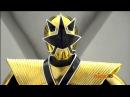 Power Rangers Samurai - Octo Zord and Gold Ranger Mega Mode.