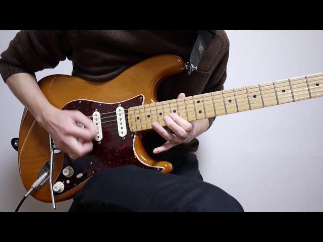 星のカービィメドレーをギターで弾いてみた-Kirby Guitar Medley
