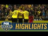 Sokratis Papastathopoulos regains the lead for Dortmund | 2016-17 Bundesliga Highlights