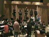 Wayne Bergeron rehearsing Waltz of the Flowers- One O'clock