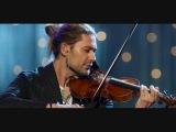 David Garrett - Paganini Violin Concerto No. 2 in B-minor Op. 7 - Mov. II - LIVE