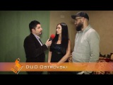 interview Ostrovski (Kompas Kharkiv) Островская Катя & Охрименко Вячеслав