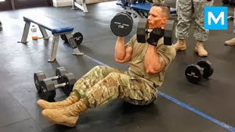 SUPER SOLDIER - Fit Strong | Muscle Madness