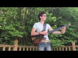 Summertime by George Gershwin (solo bass arrangement) - Karl Clews on bass