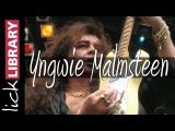 5 Yngwie Malmsteen Licks You Need To Know.