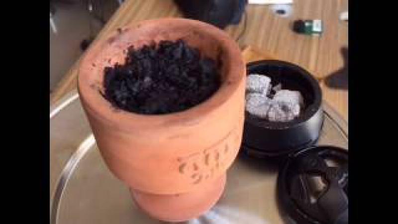 树的烟具,水烟视频165 AMY的烟锅和上釉中孔的烟锅都应该怎么用 用kaloud 还是网