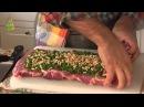 Свиной рулет как вкусно приготовить вторые блюда из мяса на новогодний стол новогодние рецепты