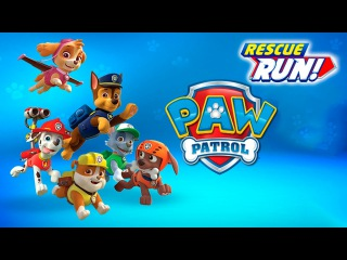 PAW Patrol: Rescue run! All Locations. Games online