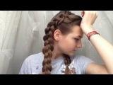 3 быстрые и лёгкие причёски в школу l 3 quick &amp easy hairstyles for school