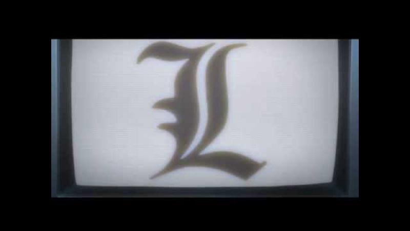 Death Note/Тетрадь Смерти Russian Fanmade Trailer